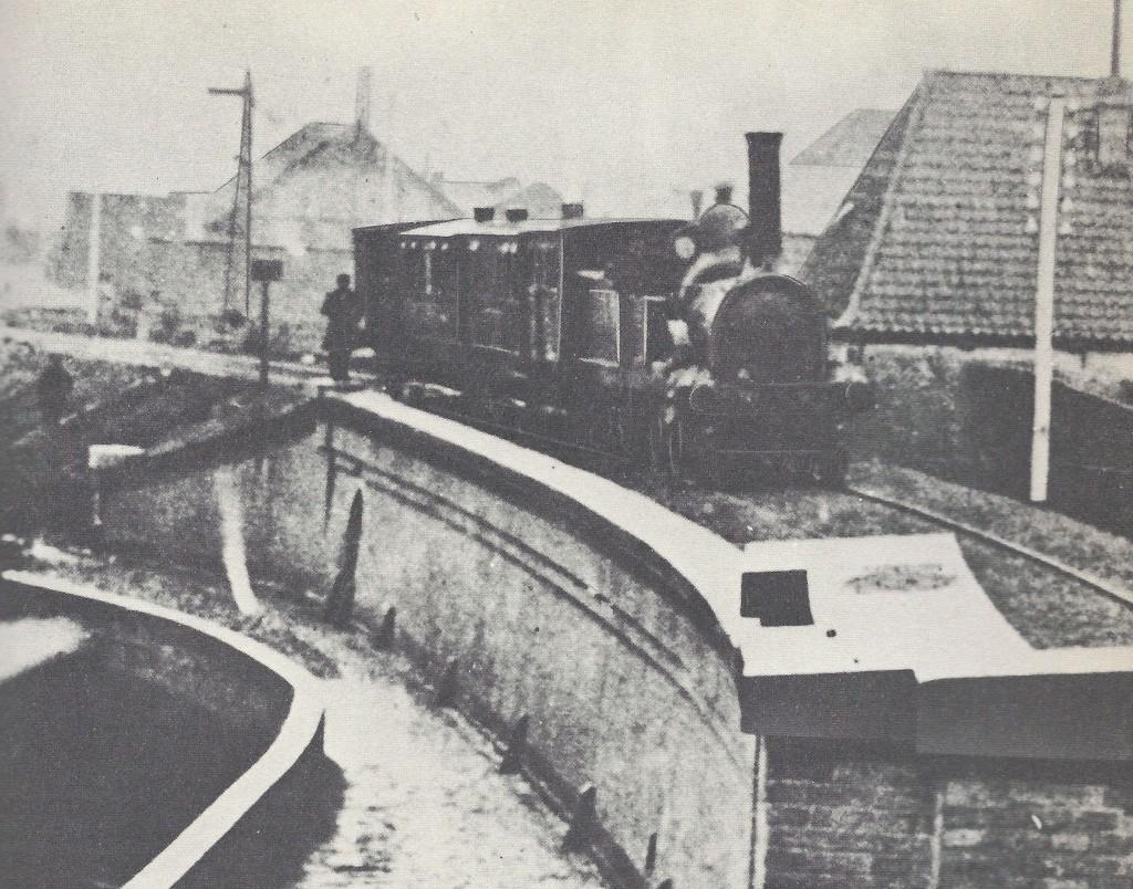 Tog fra Dannevirke 1864