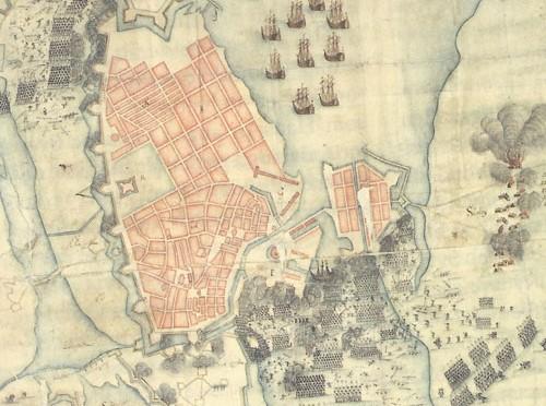 Dagbog fra 1659 og Vartov skanse