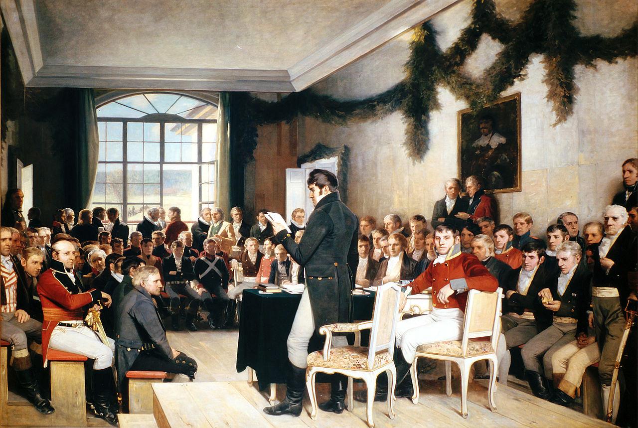 Eidsvoll 1814