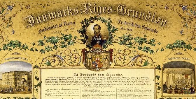Grundloven af 1848