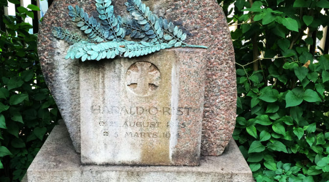 Frimurerkode på Holmens kirkegård
