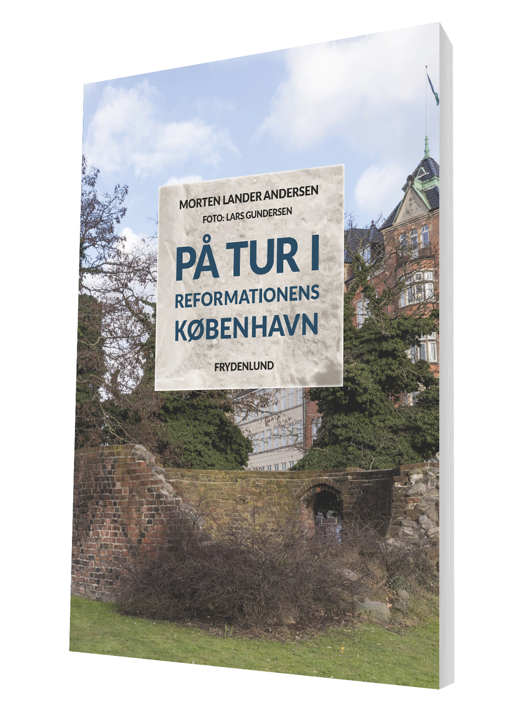 Billed af bogen: På tur i reformationens København