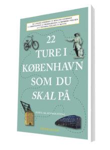 Forsiden til 22 ture i København.